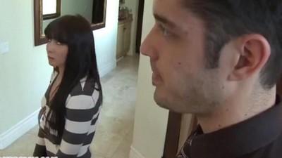 смотреть порно муж пришел с работы а она нами говоря